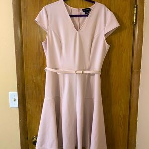 NEW Light Pink Liz Claiborne dress